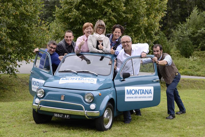 Montana Fiat Autoversteigerung